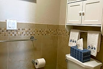 Bathroom, 3490 N Key Dr, 2