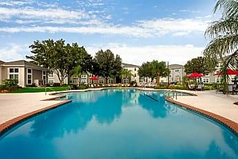 Pool, Bahia Cove Apartments, 2