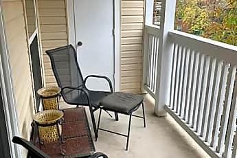 Patio / Deck, 1504 Lincoln way apt 109, 2