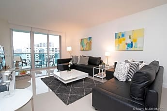 Living Room, 19380 Collins Ave 1619, 0