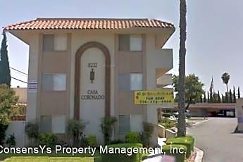 Community Signage, 8232 California St, 0