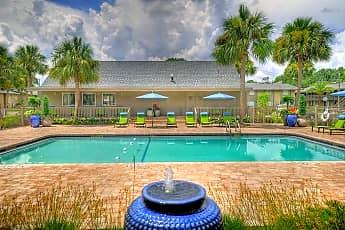 Pool, Weston Square Apartments, 0
