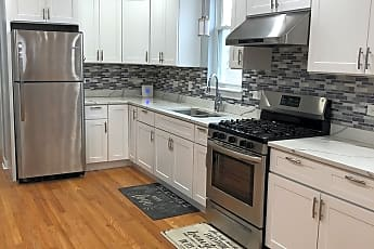 Kitchen, 3839 S Honore St 2ND, 1