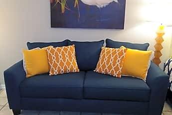 Living Room, 110 E Pompano St, 0