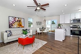 Living Room, 6395 Inman St, 0