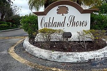 Community Signage, 3115 Oakland Shores Dr E208, 0