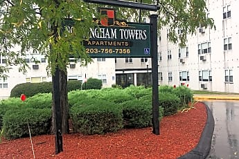 Nottingham Towers Apartments, 1