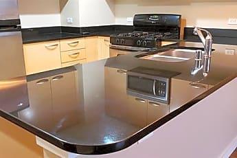 Kitchen, 1200 Main St 903, 1