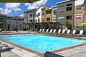 Pool, ICO District, 2