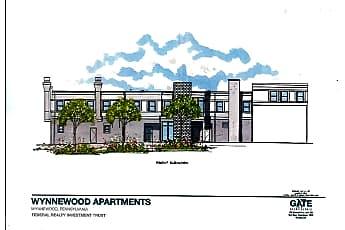 Community Signage, 50 E Wynnewood Rd 2, 0