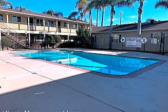 Pool, 921 E 4th Street Unit #10, 2