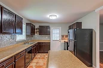 Kitchen, Room for Rent -  a 5 minute walk to bus 115, 0
