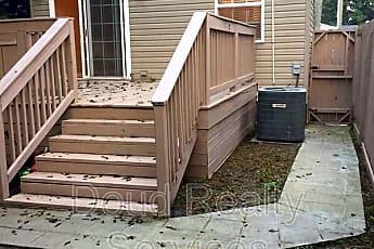 Patio / Deck, 2419 Ludlow Street, 2