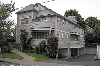 Building, 1601 H St, 0