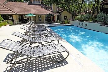 Pool, Villas of Oak Hill, 0