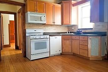 Kitchen, 2327 W 35th Pl 1, 1
