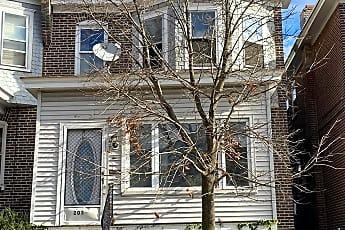 Building, 203 W 21st St, 0
