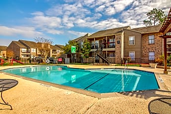 Pool, Green Meadows Apartments, 0
