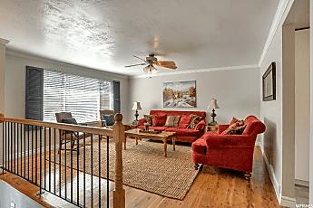 Living Room, 8881 S 400 E, 1