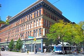 Building, 1555 California St., 0