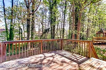 Patio / Deck, 4232 Village Square Ln, 2