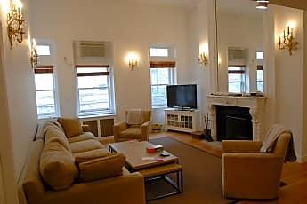 Living Room, 2 E 75th St 2A, 0