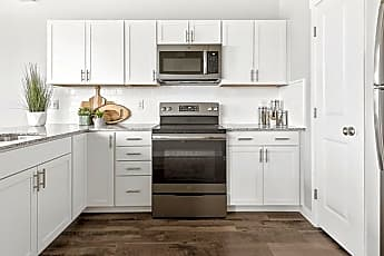 Kitchen, Parkview Towns, 1