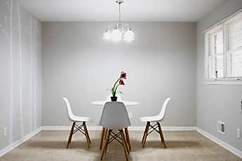 Dining Room, Room for Rent -  a 3 minute walk to bus 74, 1
