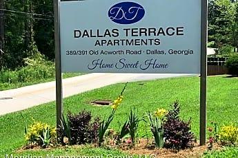 Community Signage, 391 Old Acworth Rd, 0
