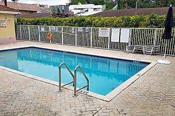 Pool, 2172 NE 167th St 1-104, 2
