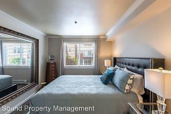 Bedroom, 1614 Summit Ave #306, 2
