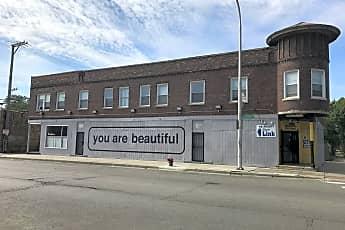 Community Signage, 220 N Homan Ave., 2