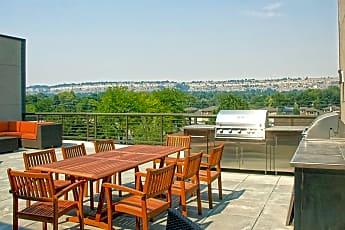 Recreation Area, Avenue C Apartments, 0
