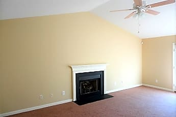 Living Room, 1738 Ammons Drive, 1