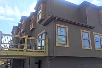 Building, Jamestown Villa Townhomes, 2