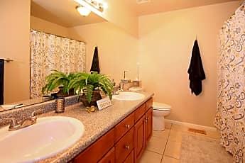 Bathroom, Crestview dr, 1