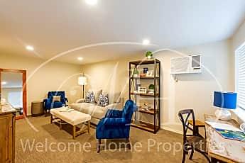 Living Room, 327 SE 3rd St, Apt 201, 0