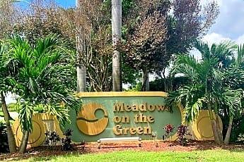 Community Signage, 301 Meadows Cir, 0