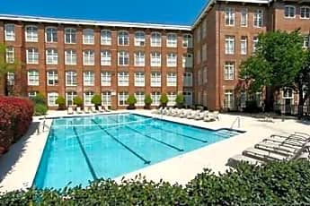 Pool, The Lofts at USC, 0