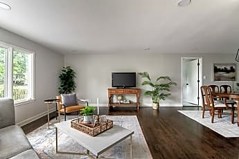 Living Room, 7486 Village Drive, 0