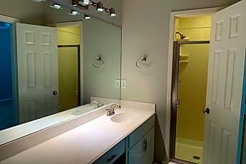 Bathroom, 2431 South Court Circle, 2