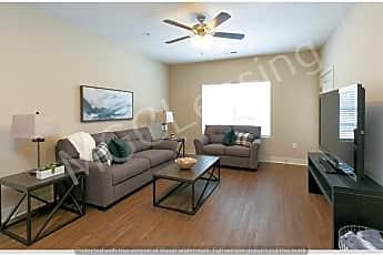 Living Room, 5701 NE 80th Ter Unit 3A, 2