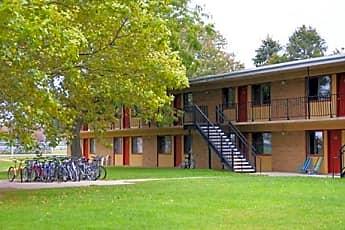 Brigham Road Apartments, 0