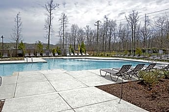 Pool, Independence Place in Prince George, 0