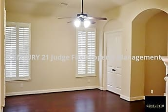 Living Area, 1513 Carnegie Drive, 2