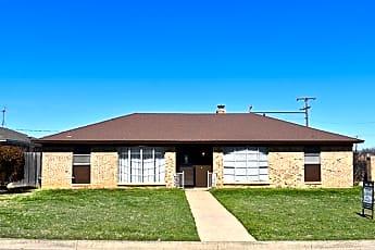 Building, 8321 Oak Ct, 1