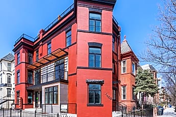 Building, 503 O St NW B, 0