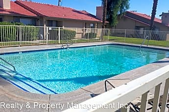Pool, 79210 Ave 42, 2