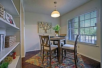 Dining Room, The Centre Apartments, 0