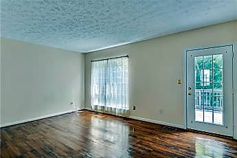 Living Room, 9415 Fens Hollow, 0